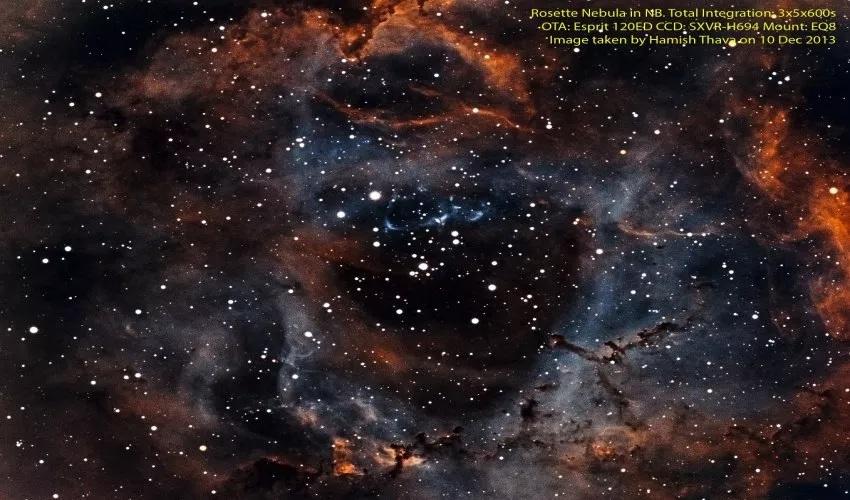 Nebuloasa Rosette