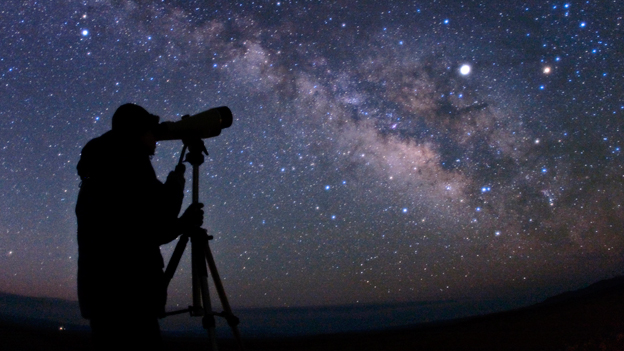 telescopul astronomic