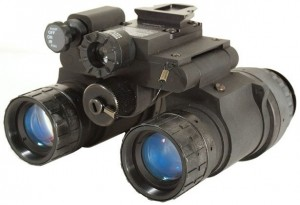 binoclu infrarosu