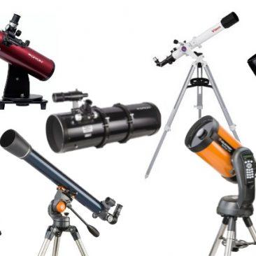 marci telescoape